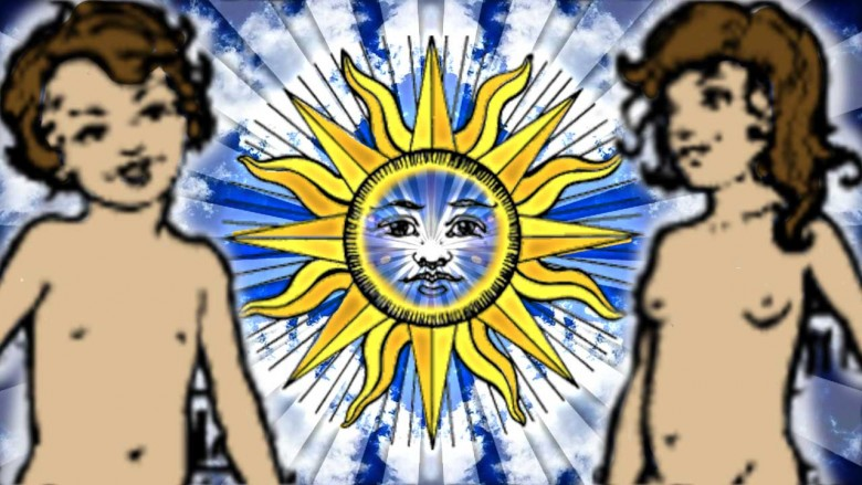 A Meditation on The Sun Tarot Card 19